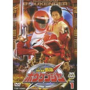 轟轟戦隊ボウケンジャー VOL.1 [DVD]|ggking