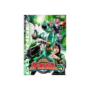 炎神戦隊ゴーオンジャー Vol.4 [DVD]|ggking