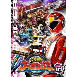 炎神戦隊ゴーオンジャー Vol.10 [DVD]|ggking