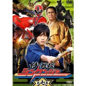 侍戦隊シンケンジャー 第七巻 [DVD]|ggking