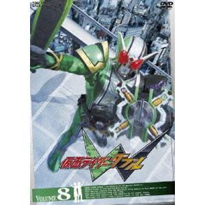仮面ライダーW VOL.8 [DVD]|ggking
