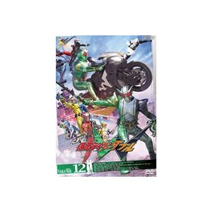 仮面ライダーW VOL.12 [DVD]|ggking