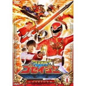 天装戦隊ゴセイジャー Vol.1 [DVD]|ggking