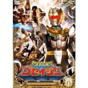 天装戦隊ゴセイジャー Vol.6 [DVD]|ggking