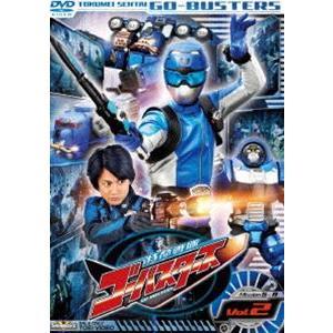 特命戦隊ゴーバスターズ VOL.2 [DVD] ggking