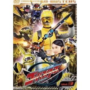 特命戦隊ゴーバスターズ VOL.3 [DVD]|ggking
