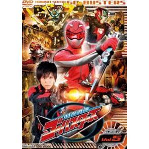 特命戦隊ゴーバスターズ VOL.5 [DVD] ggking