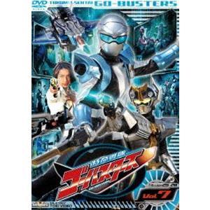 特命戦隊ゴーバスターズ VOL.7 [DVD] ggking
