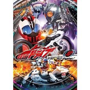 仮面ライダードライブ VOL.10 [DVD]|ggking