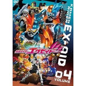 仮面ライダーエグゼイド VOL.4 [DVD]|ggking