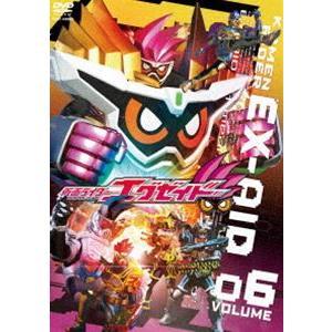 仮面ライダーエグゼイド VOL.6 [DVD]|ggking
