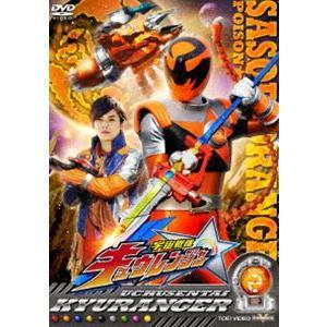 スーパー戦隊シリーズ 宇宙戦隊キュウレンジャー VOL.2 [DVD]|ggking