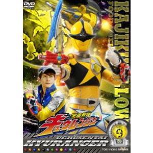 スーパー戦隊シリーズ 宇宙戦隊キュウレンジャー VOL.9 [DVD]|ggking