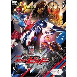 仮面ライダービルド VOL.4 [DVD]|ggking
