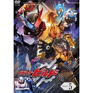 仮面ライダービルド VOL.5 [DVD]|ggking