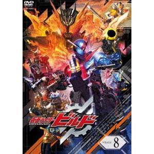 仮面ライダービルド VOL.8 [DVD]|ggking