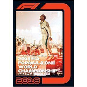 2018 FIA F1 世界選手権 総集編 DVD版 [DVD]|ggking