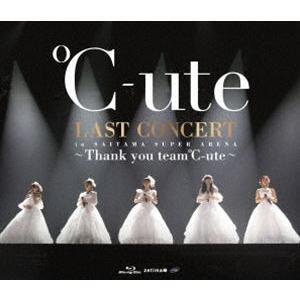 ℃-ute ラストコンサート in さいたまスーパーアリーナ 〜Thank you team℃-ute〜 [Blu-ray] ggking