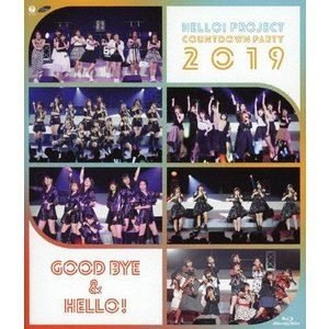 Hello! Project COUNTDOWN PARTY 2019 〜GOOD BYE & HELLO!〜 [Blu-ray]|ggking