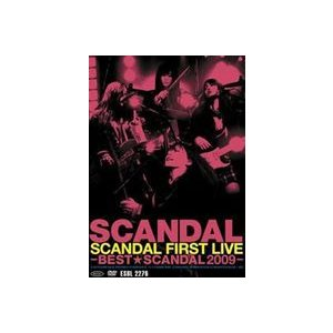 SCANDAL FIRST LIVE-BEST★SCANDAL 2009- [DVD]|ggking