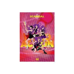 SCANDAL/VIDEO ACTION [DVD]|ggking