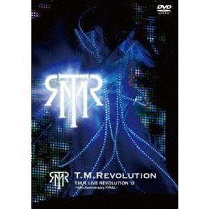 T.M.Revolution/T.M.R. LIVE REVOLUTION '12 -15th Anniversary FINAL- [DVD]|ggking