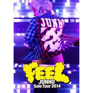 """JUNHO(From 2PM)/JUNHO Solo Tour 2014""""FEEL""""(通常盤) [DVD] ggking"""