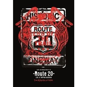 T.M.Revolution/T.M.R. LIVE REVOLUTION'16-'17 -Route 20 BUDOKAN [DVD]|ggking