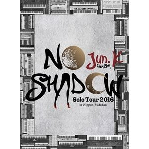 """Jun.K(From 2PM)Solo Tour 2016""""NO SHADOW""""in 日本武道館(初回生産限定盤) [DVD]