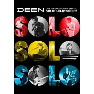 DEEN LIVE JOY-COUNTDOWN SPECIAL 〜ソロ!ソロ!!ソロ!!!〜(通常盤) [DVD]|ggking
