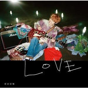 菅田将暉 / LOVE(通常盤) [CD] ggking