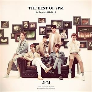 2PM / THE BEST OF 2PM in Japan 2011-2016(通常盤) [CD] ggking