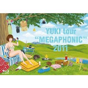 YUKI tour MEGAPHONIC 2011 [Blu-ray]|ggking