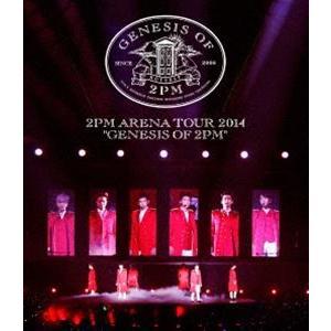 2PM/ARENA TOUR 2014 GENESIS OF 2PM(通常盤) [Blu-ray]|ggking