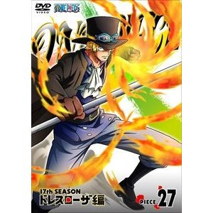 ONE PIECE ワンピース 17THシーズン ドレスローザ編 piece.27 [DVD]|ggking