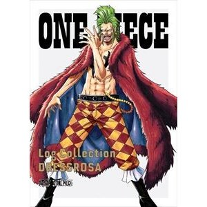 "ONE PIECE Log Collection""DRESSROSA"" [DVD]