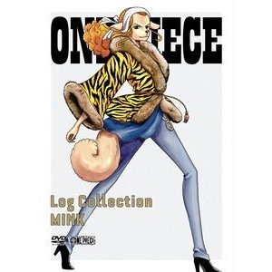 "ONE PIECE Log Collection""MINK"" [DVD]