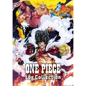 "ONE PIECE Log Collection""LEVELY"" (初回仕様) [DVD]