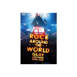 GLAY ROCK AROUND THE WORLD 2010-2011 LIVE IN SAITAMA SUPER ARENA -SPECIAL EDITION- [DVD]|ggking