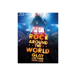 GLAY ROCK AROUND THE WORLD 2010-2011 LIVE IN SAITAMA SUPER ARENA -SPECIAL EDITION- [Blu-ray] ggking