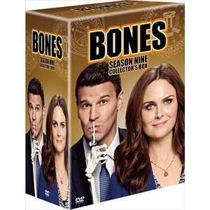 BONES 骨は語る シーズン9 DVDコレクターズBOX [DVD]|ggking