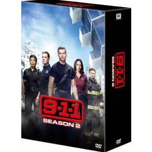 9-1-1 LA救命最前線 シーズン2 DVDコレクターズBOX [DVD] ggking