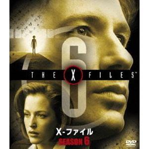 X-ファイル シーズン6 <SEASONSコンパクト・ボックス> [DVD]|ggking