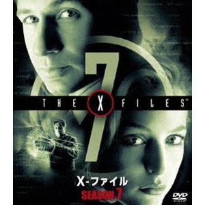 X-ファイル シーズン7 <SEASONSコンパクト・ボックス> [DVD]|ggking
