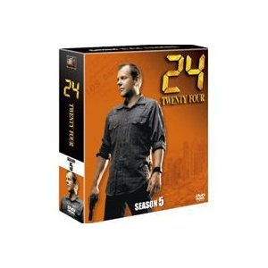 24-TWENTY FOUR-シーズン5 <SEASONSコンパクト・ボックス> [DVD]|ggking