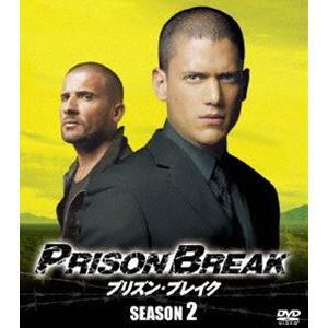 プリズン・ブレイク シーズン2 <SEASONSコンパクト・ボックス> [DVD]|ggking