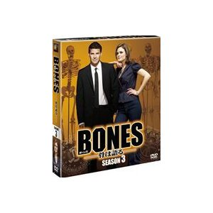 BONES 骨は語る シーズン3 <SEASONSコンパクト・ボックス> [DVD]|ggking