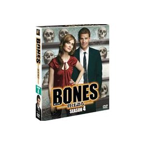 BONES 骨は語る シーズン4 <SEASONSコンパクト・ボックス> [DVD]|ggking
