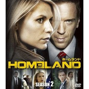 HOMELAND/ホームランド シーズン2 <SEASONSコンパクト・ボックス> [DVD]|ggking