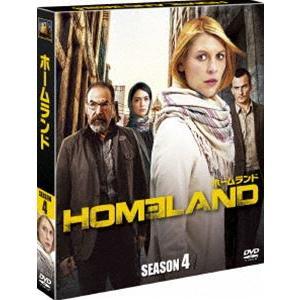 HOMELAND/ホームランド シーズン4<SEASONSコンパクト・ボックス> [DVD]|ggking